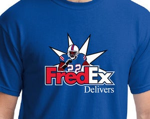 Image of FredEx Delivers