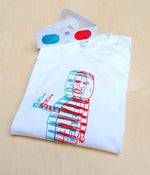 Image of Convict 3D adult tee