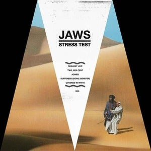 "Image of JAWS ""Stress Test"" LP"