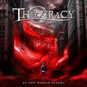 "Image of Theocracy - As The World Bleeds [12"" double gatefold edition]"
