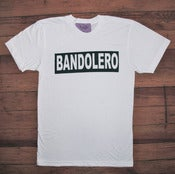 Image of Bandolero Tee - White (H)