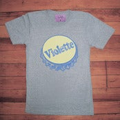 Image of Carib Tee - Heather Grey (H)