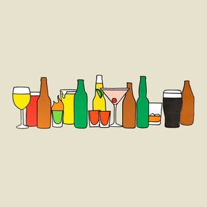 Image of Drinks On Us