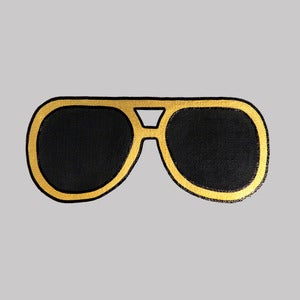Image of Gold Aviators