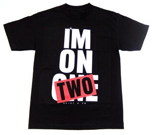 Image of I'm On Two - Black