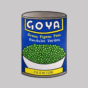 Image of A Can of Peas