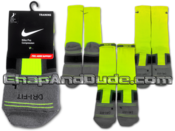 Image of VOLT Nike Elite Sock - Limited Edition