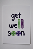 Image of Get well Soon