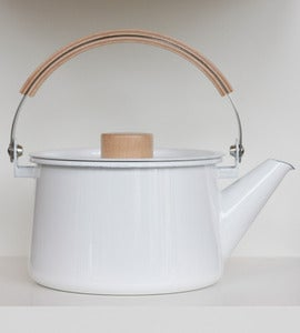 Image of Enamel Kettle