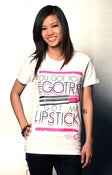 Image of Egotrip shirt (Nylon Pink)