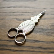 Image of Kelmscott Designs : Owl Scissors