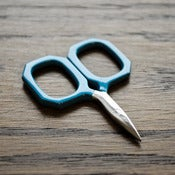 Image of Kelmscott Designs : Little Gems Blue Scissors