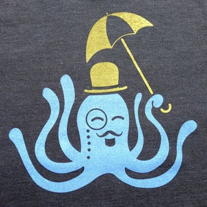 Image of Aristocrat Octopus T-Shirt
