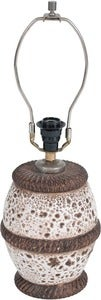 Image of 1950s Vallauris Lamp