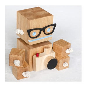 Image of Camera Block Bot
