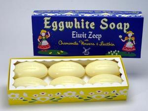 Image of Eggwhite Soap