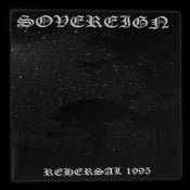 Image of SOVEREIGN - Rehersal 1995 10""