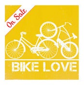 Image of Bike Love 5x7