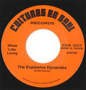 Image of Explosive Dynamiks