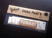 Image of YoBeat Sticker Pack