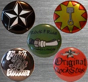 Image of Button 5 Pack