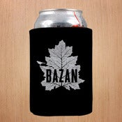 Image of Bazan: Beverage Koozie