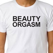 Image of BEAUTY ORGAM T-shirt