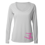 Image of Straight Up AVIDry Women's Shirt - White