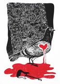 Image of Pigeon (East London) - 2009 - Art Print