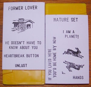 Image of Former Lover / Nature Set Split Cassette