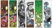 Image of Zombie Nation Bookmarks