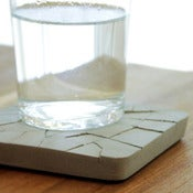 Image of BEDSIDE CONCRETE COASTERS