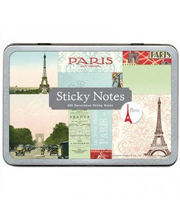 Image of Cavallini & Co - Sticky Notes Paris