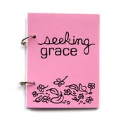 Image of {Seeking Grace}  Prayer Journal