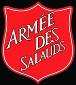 Image of ARMEE DES SALAUDS - Official Her(m)etic Supporters Patch