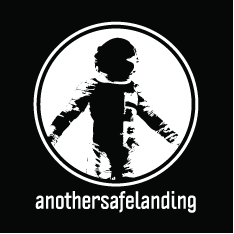 Another Safe Landing Logo Sticker (3-Pack)