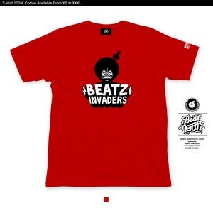 Image of BEATZ Invaders Red