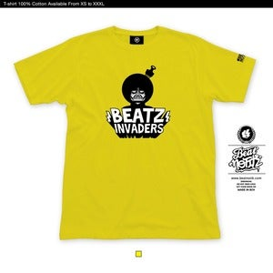 Image of BEATZ Invaders Yellow