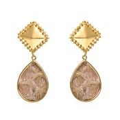 Image of Alex Earrings - Python