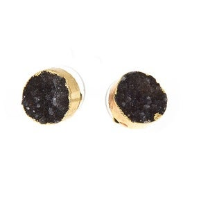 Image of Druzy Stud Earrings