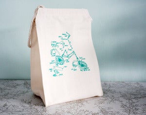 Image of Bicycle Lunchbag for people who like fun