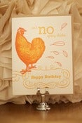"Image of Birthday ""Ain't No Spring Chicken"""