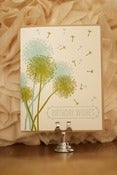 Image of Birthday Wishes: Dandelion