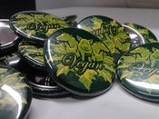 Image of Vegan Button - Green