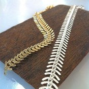 Image of Fishbone Bracelet