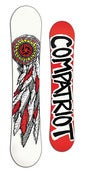 Image of Compatriot Rob Kingwill Pro Snowboard (154cm)