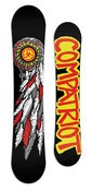 Image of Compatriot Rob Kingwill Pro Snowboard (158cm)
