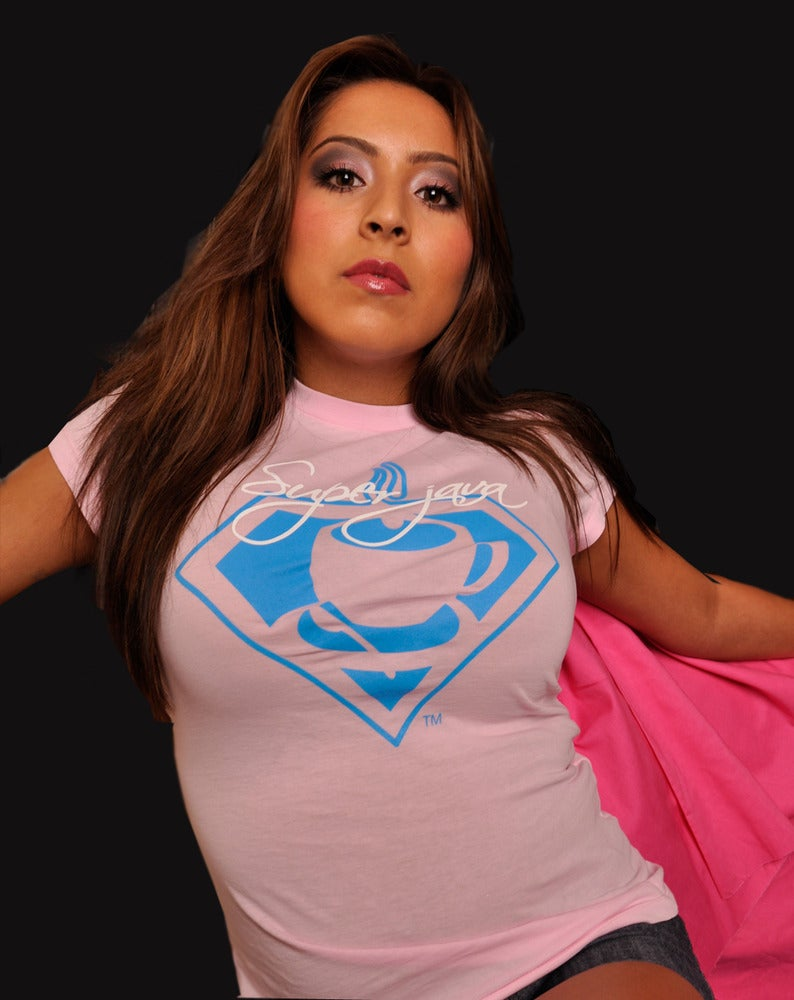 Image of SuperJava Javashirt -Javaboi Girls