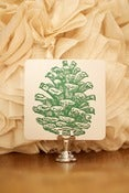 Image of Coasters: Pine Cone