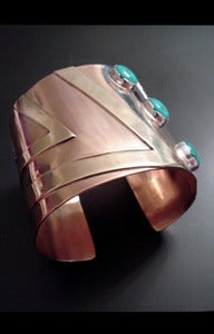 Image of Turquoise Cuff